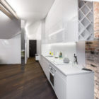 DO Project, a Modern Attic Apartment by YCL Studio (3)