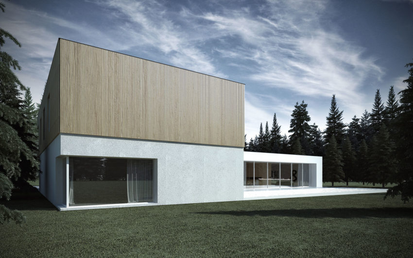 View in gallery EHouse Minimalist House by Minimal Architects (3) : minimal-house-architecture - designwebi.com