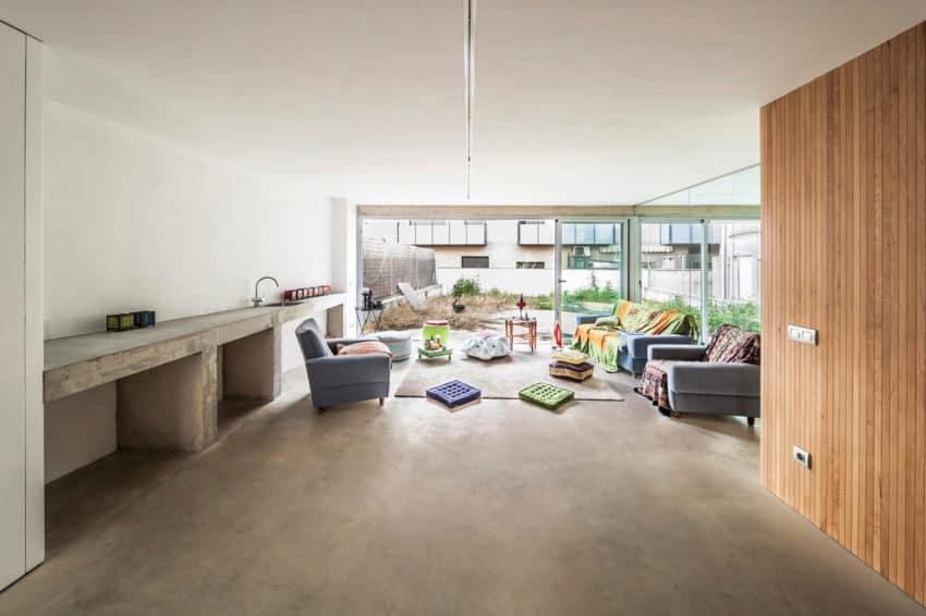 House Migdia by Sau Taller d'Arquitectura (4)