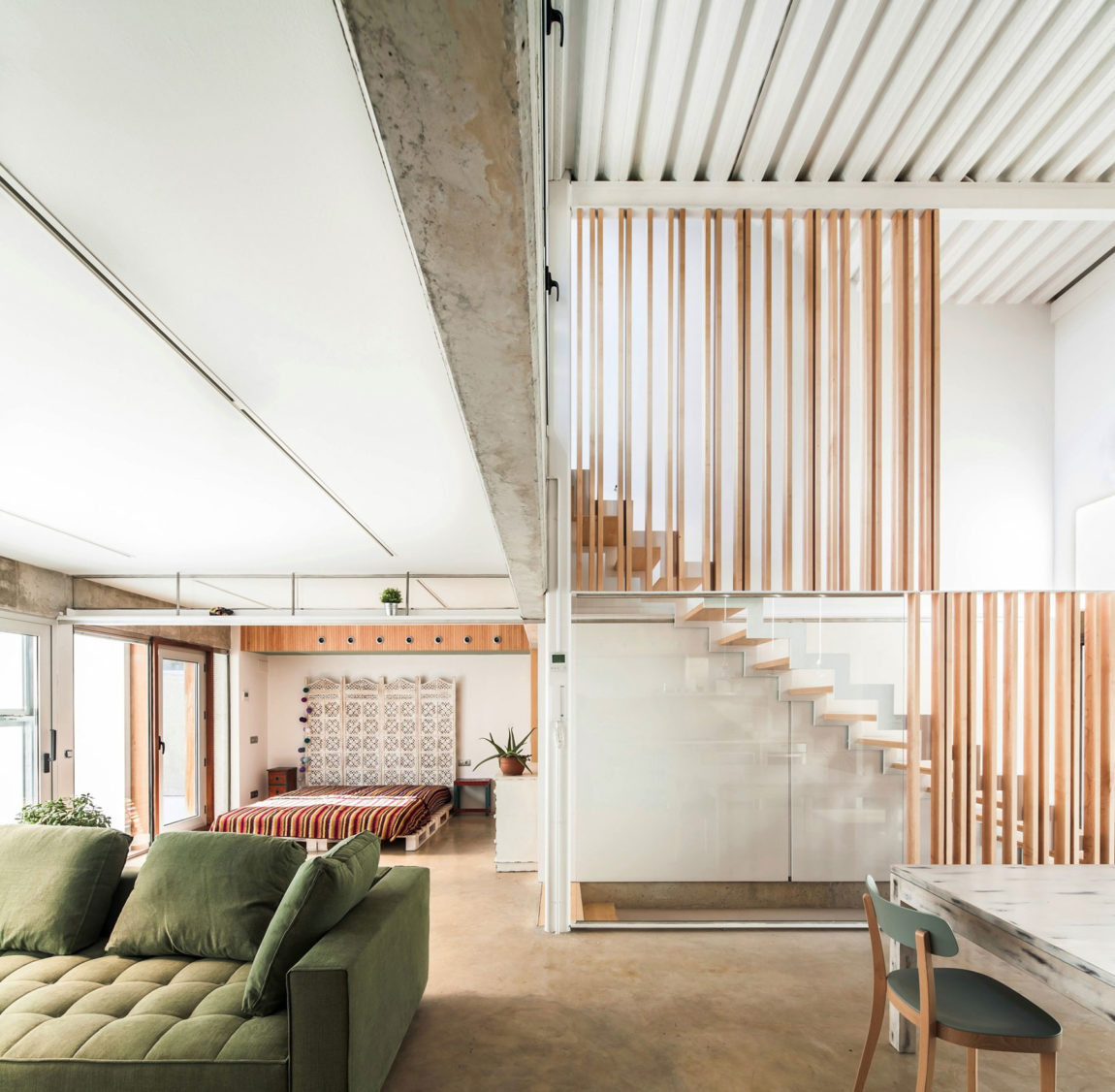 House Migdia by Sau Taller d'Arquitectura (6)