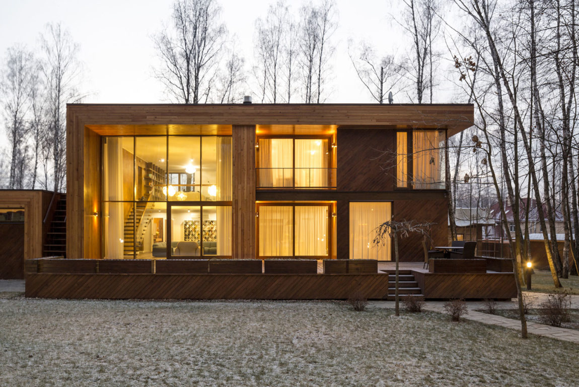 House in Birch Forest by Aleksandr Zhidkov (14)