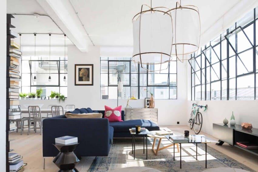 Loft Apartment by Cloud Studios (2)