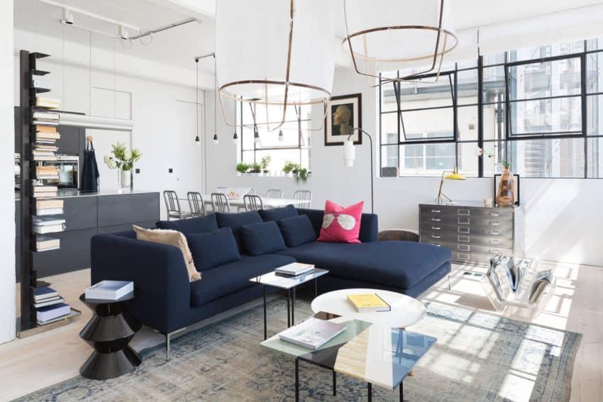 Loft Apartment by Cloud Studios (3)