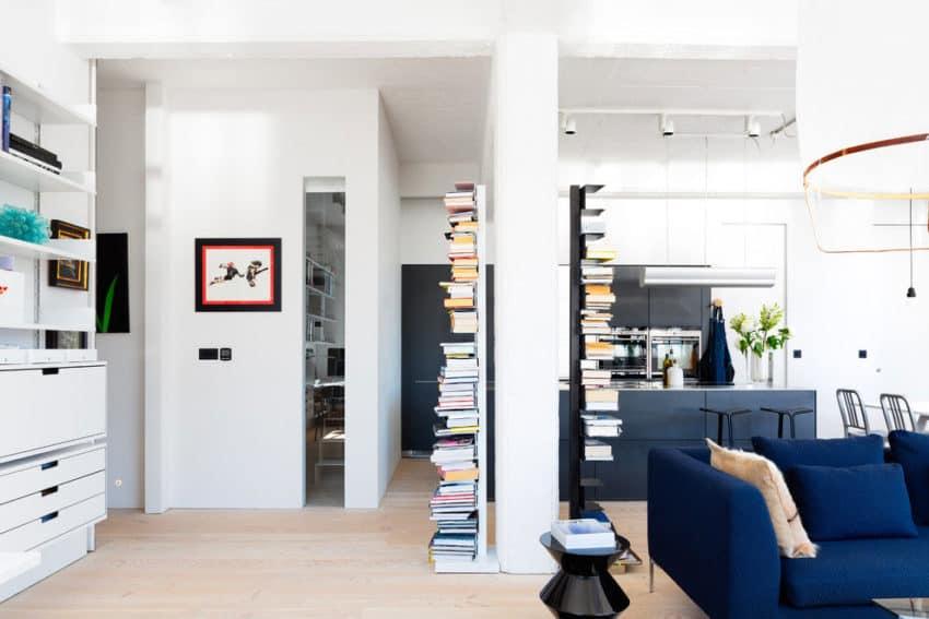 Loft Apartment by Cloud Studios (4)
