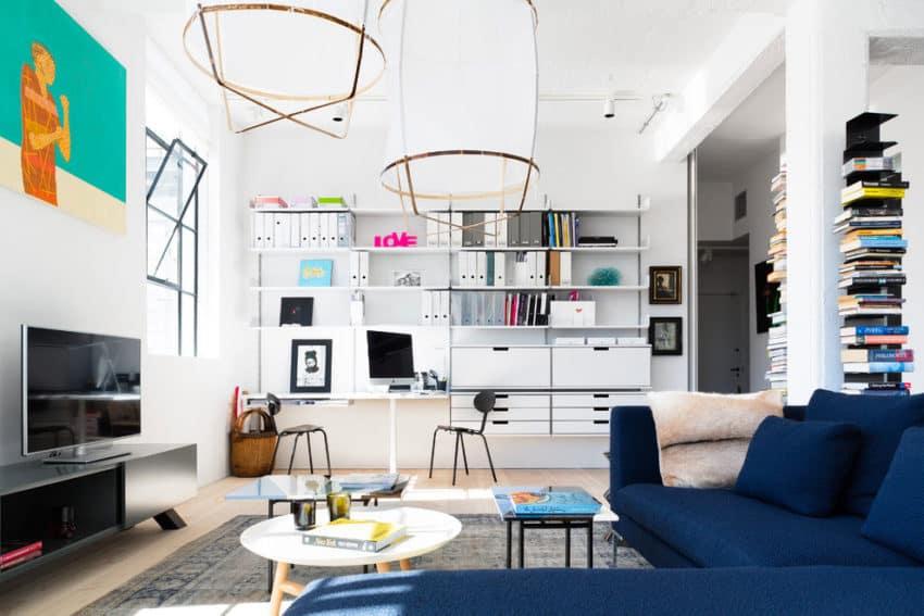 Loft Apartment by Cloud Studios (5)
