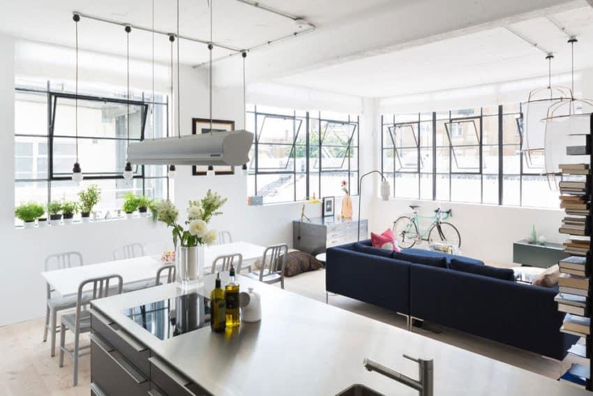 Loft Apartment by Cloud Studios (11)