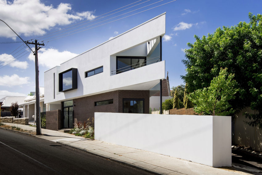 Mount Lawley House by Robeson Architects (1)