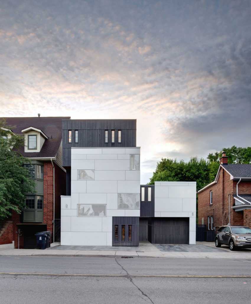 Mount Pleasant House by Roundabout Studio (1)