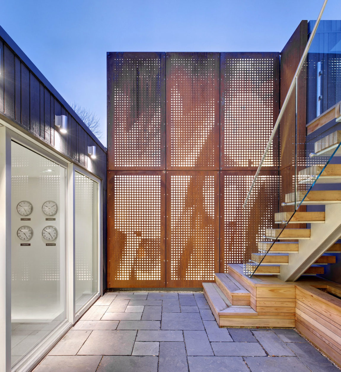 Mount Pleasant House by Roundabout Studio (21)