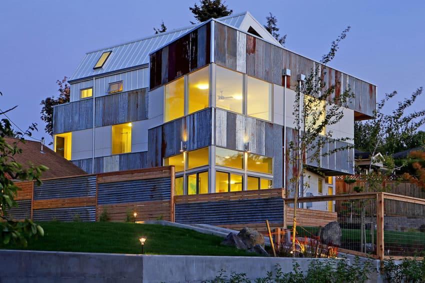 Net Zero Reclaimed Modern Home by Dwell Development (19)