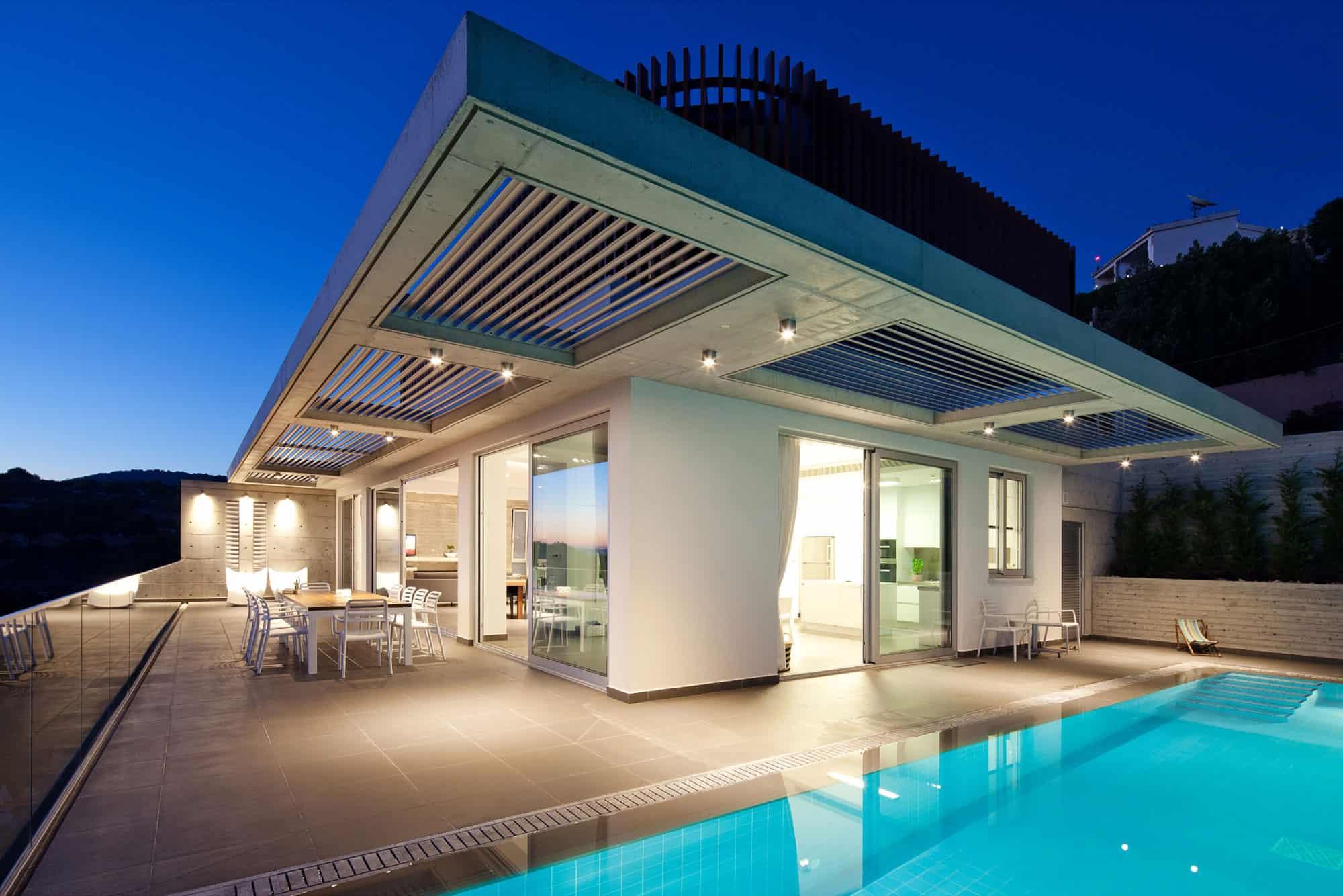 Podromos and Desi Residence by Vardastudio Architects & Designers