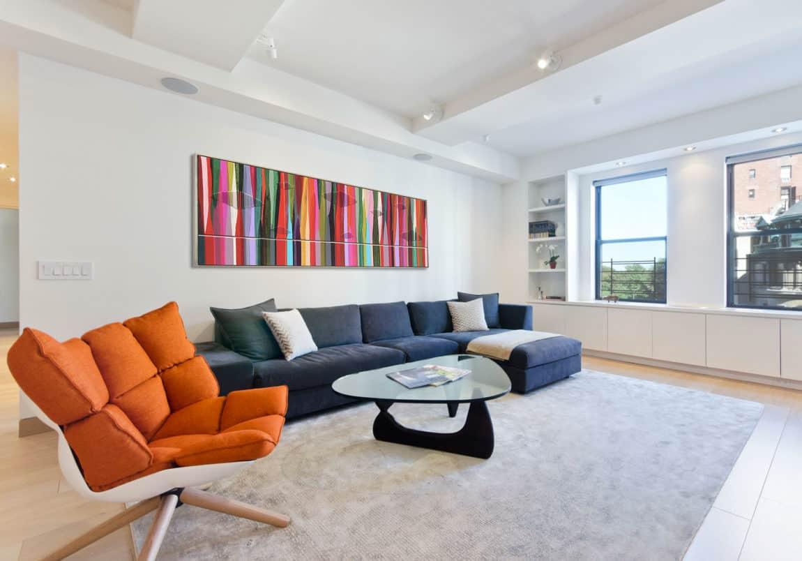 Riverside Drive Apartment by StudioLab (1)