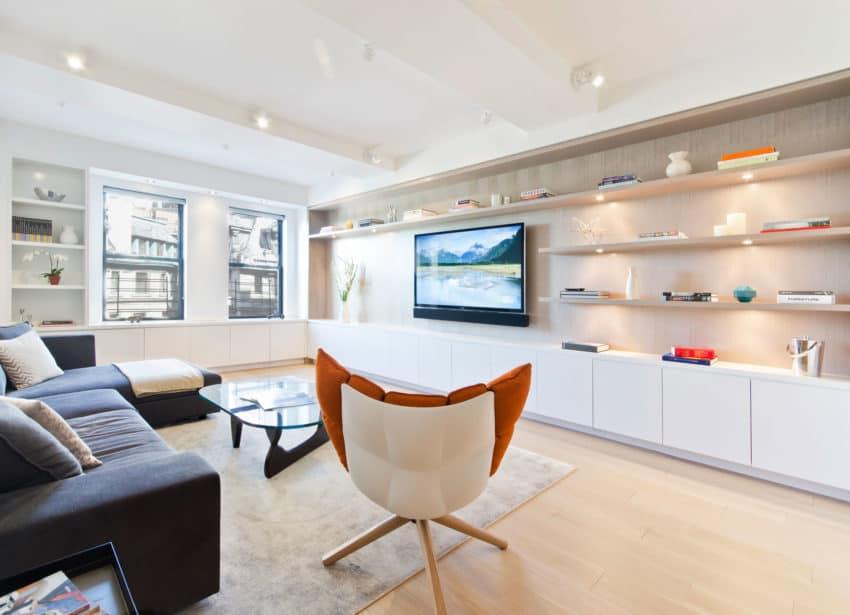 Riverside Drive Apartment by StudioLab (2)