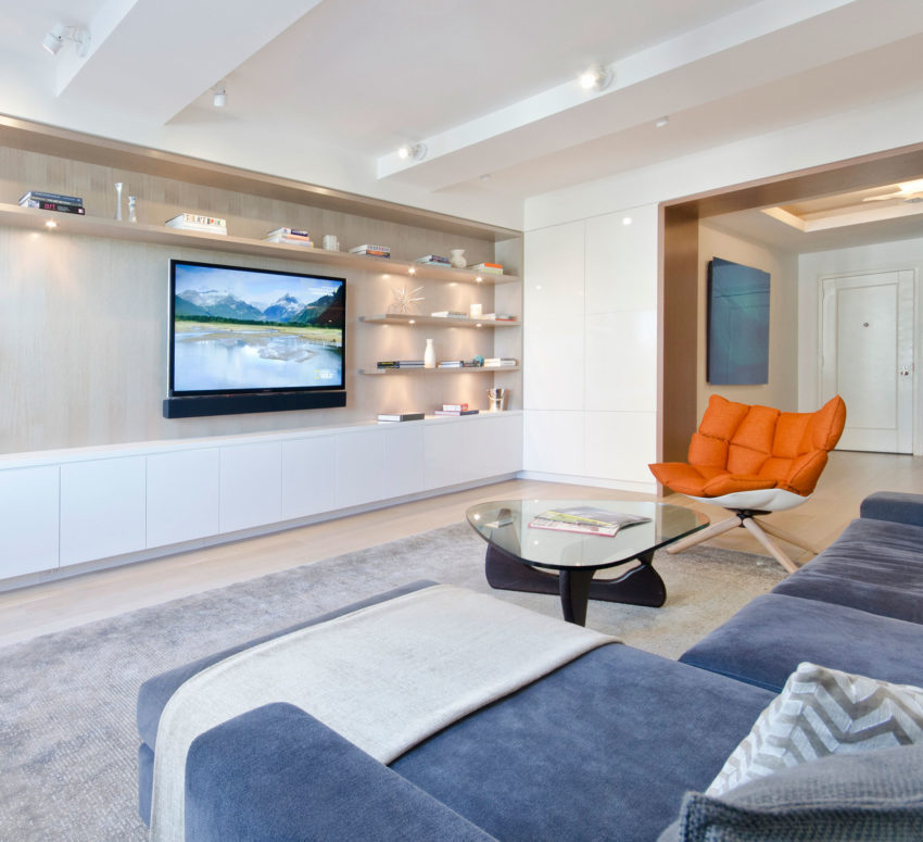 Riverside Drive Apartment by StudioLab (3)