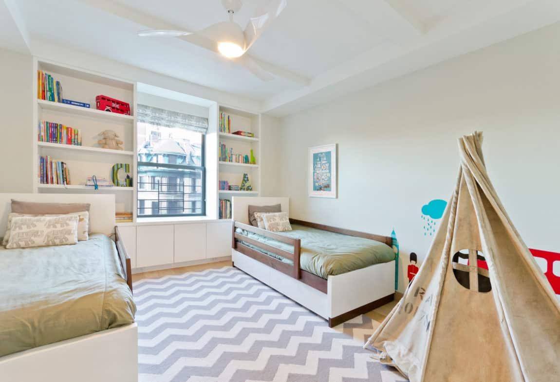 Riverside Drive Apartment by StudioLab (10)