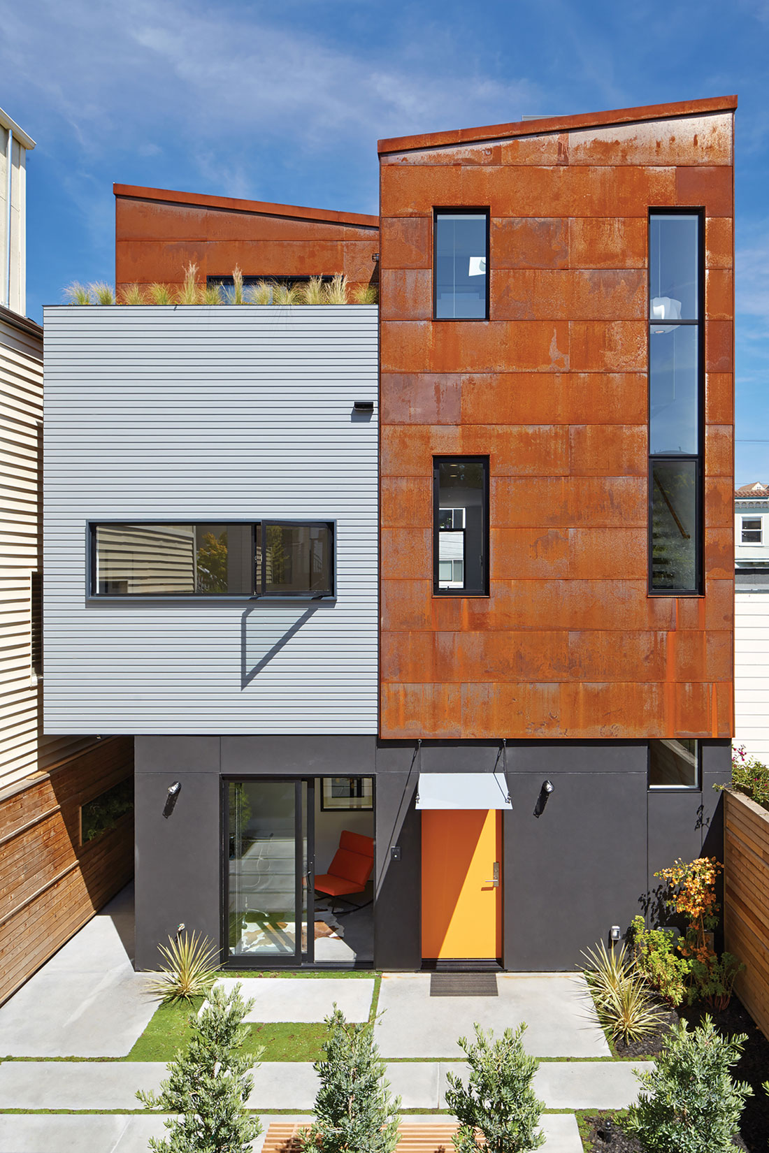 Steelhouse 1 + 2 by Zack | de Vito Architecture (2)