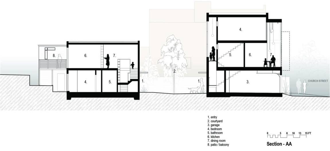 Steelhouse 1 + 2 by Zack | de Vito Architecture (19)