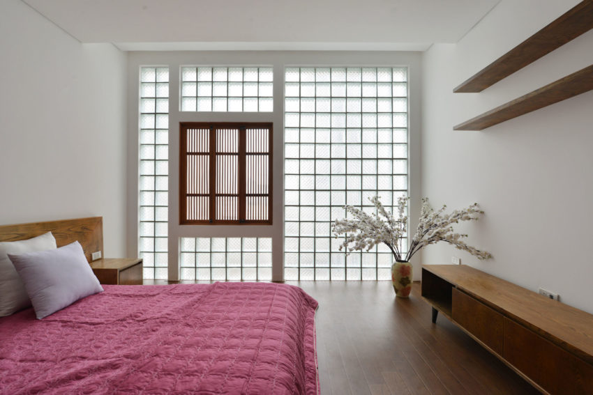 Narrow TT House in Hanoi by Adrei Studio Architecture (21)