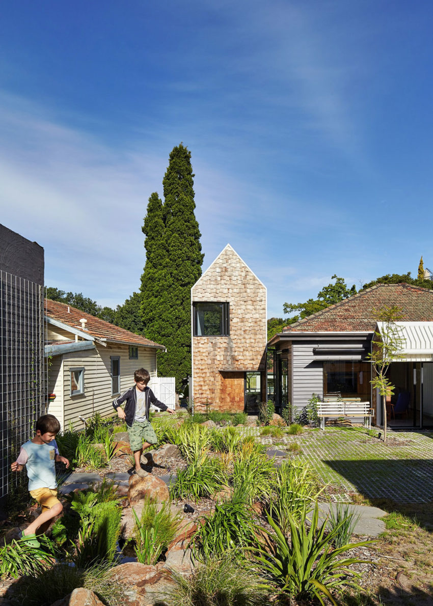 Tower House by Andrew Maynard Architects (3)