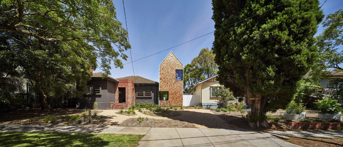 Tower House by Andrew Maynard Architects (10)