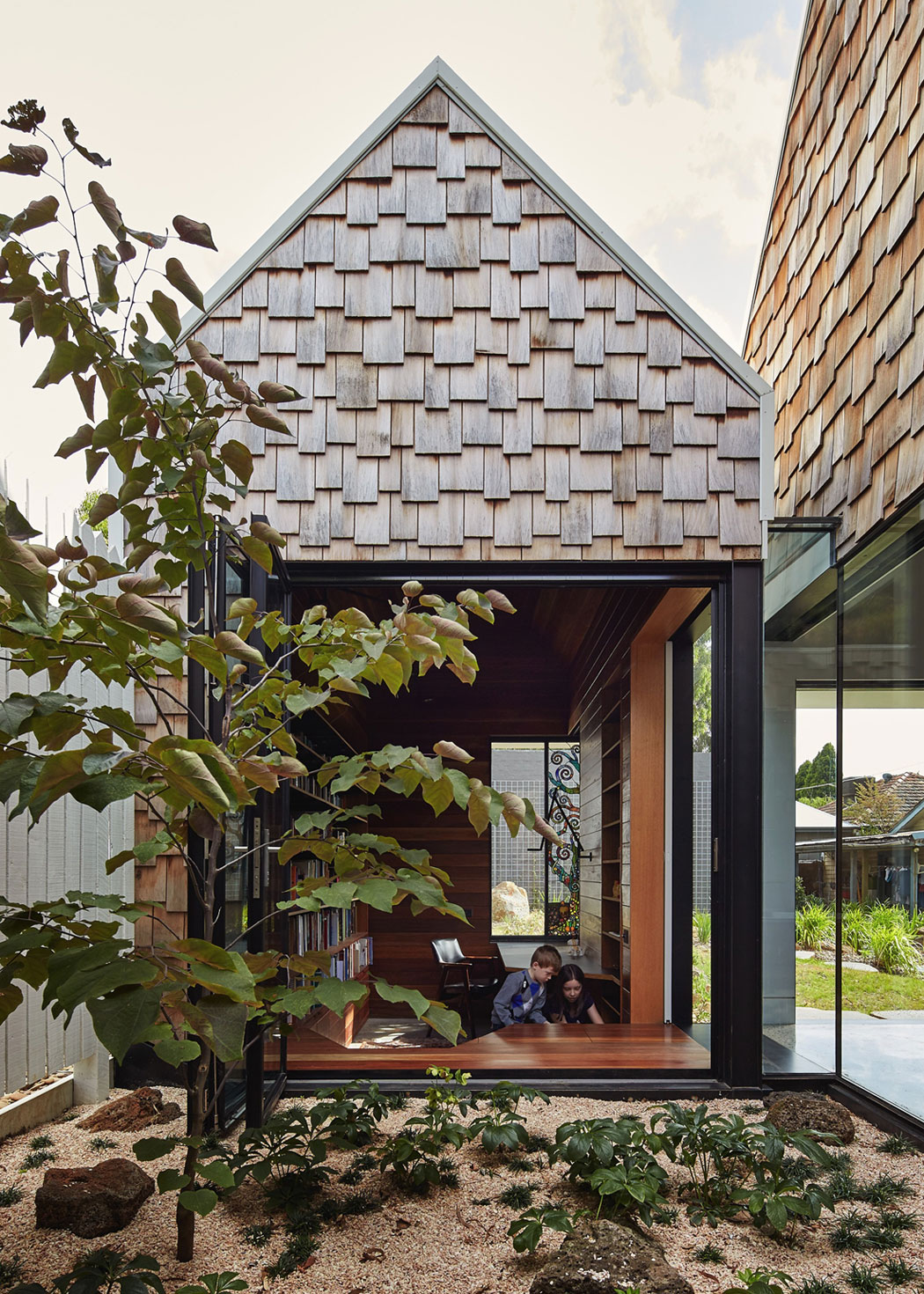 Tower House by Andrew Maynard Architects (14)
