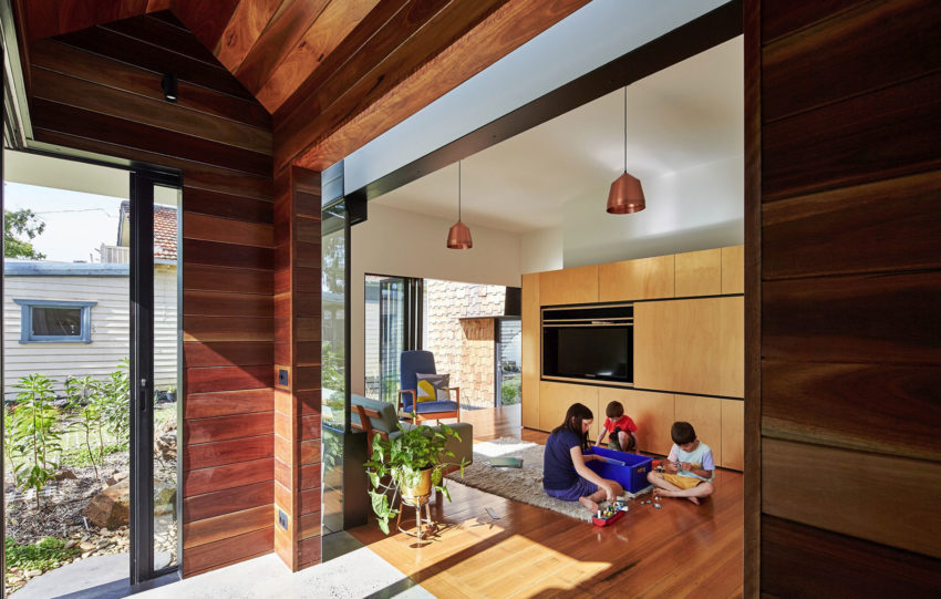 Tower House by Andrew Maynard Architects (15)