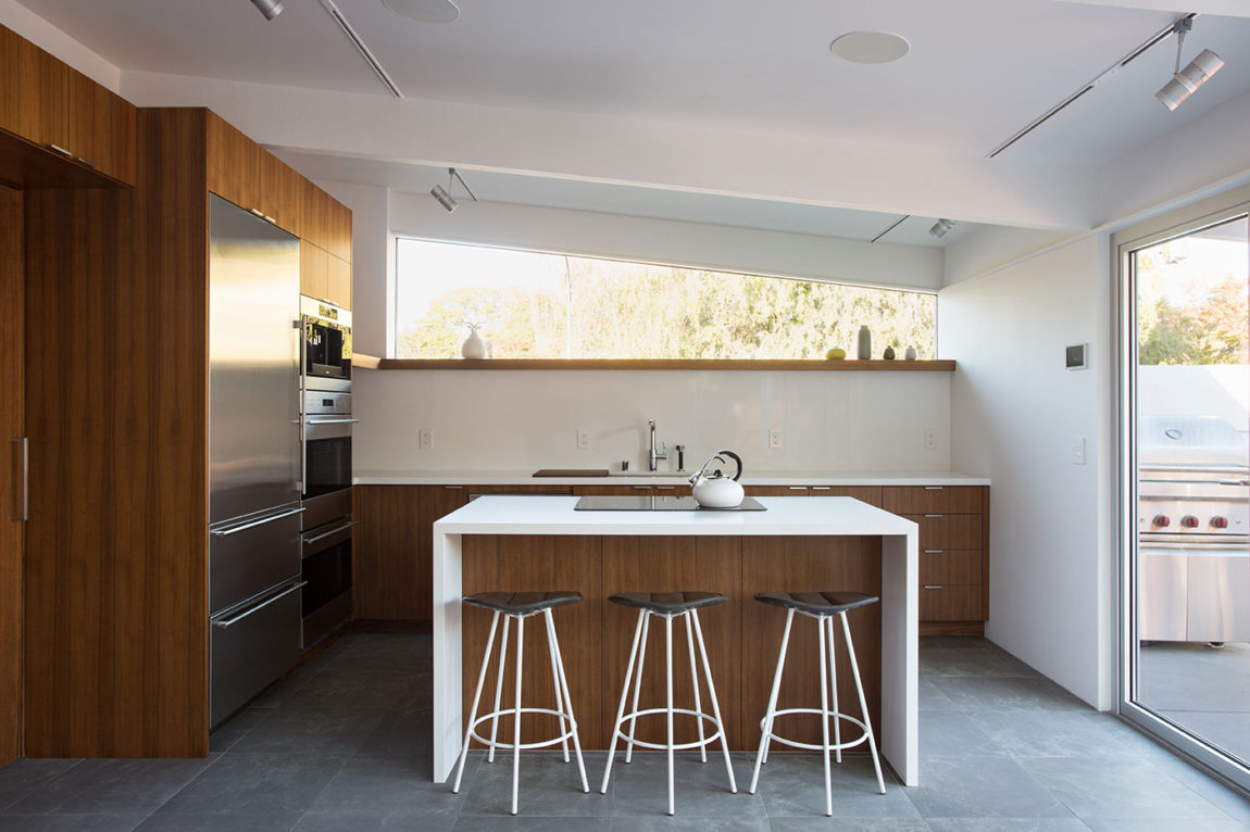 Truly Open Eichler Home by Klopf Architecture (18)