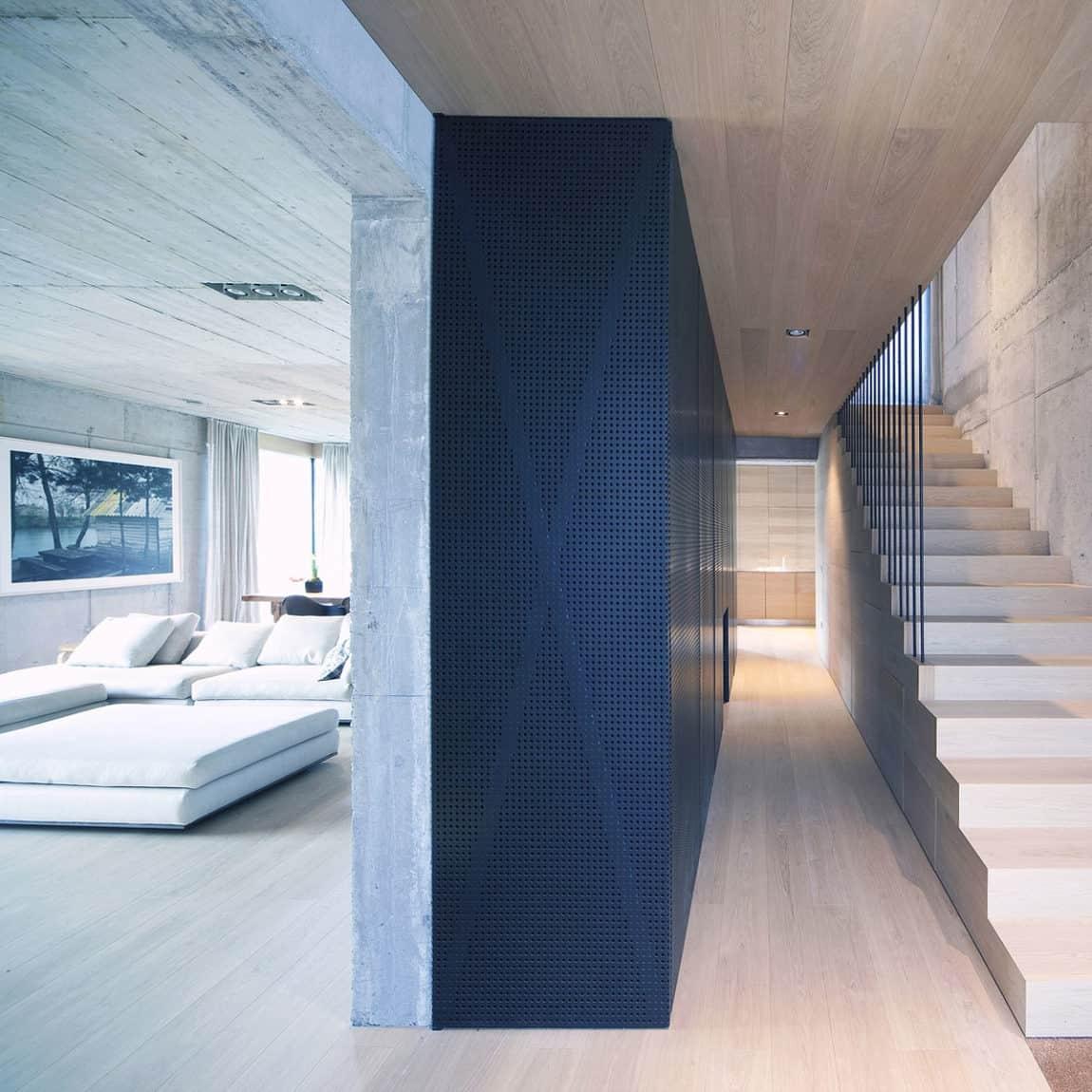 Villa Criss-Cross Envelope by OFIS Architects (8)