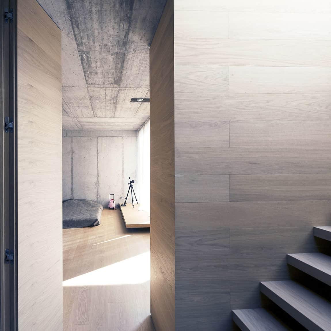 Villa Criss-Cross Envelope by OFIS Architects (16)