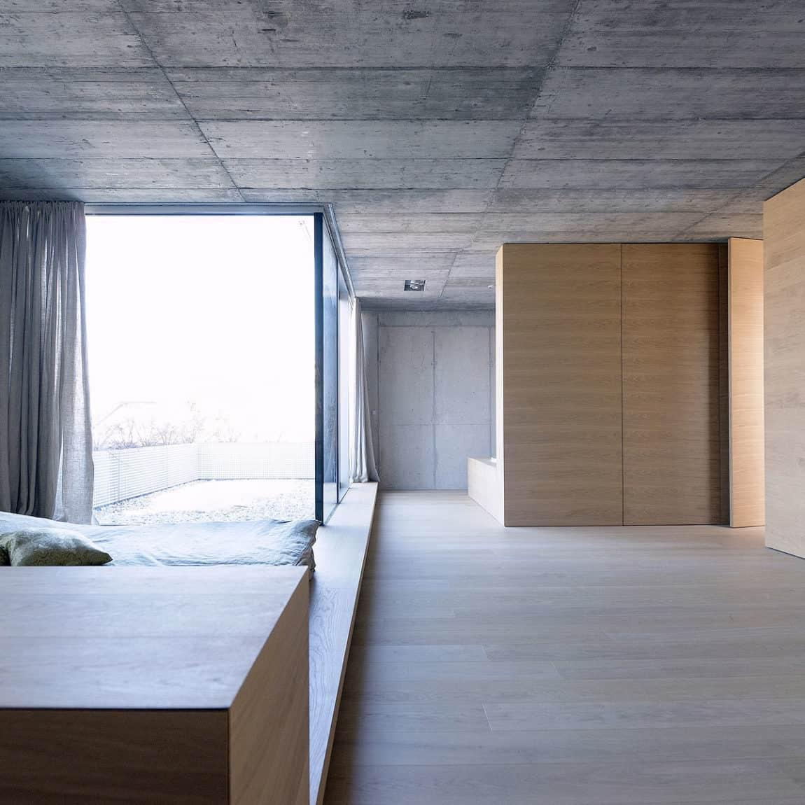 Villa Criss-Cross Envelope by OFIS Architects (20)