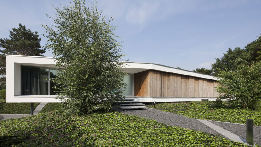 Villa Spee Haelen by Lab32 architecten (6)