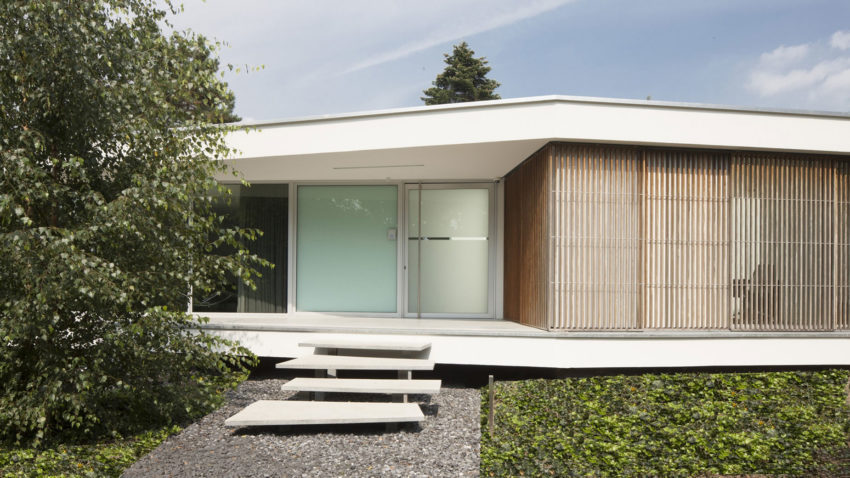 Villa Spee Haelen by Lab32 architecten (9)