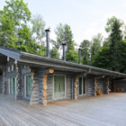 Wooden Cottage by Elena Sherbakova (1)