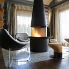 Wooden Cottage by Elena Sherbakova (7)