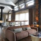 Wooden Cottage by Elena Sherbakova (12)