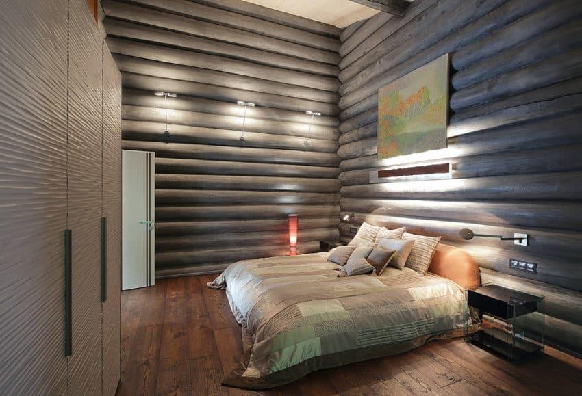 Wooden Cottage by Elena Sherbakova (20)