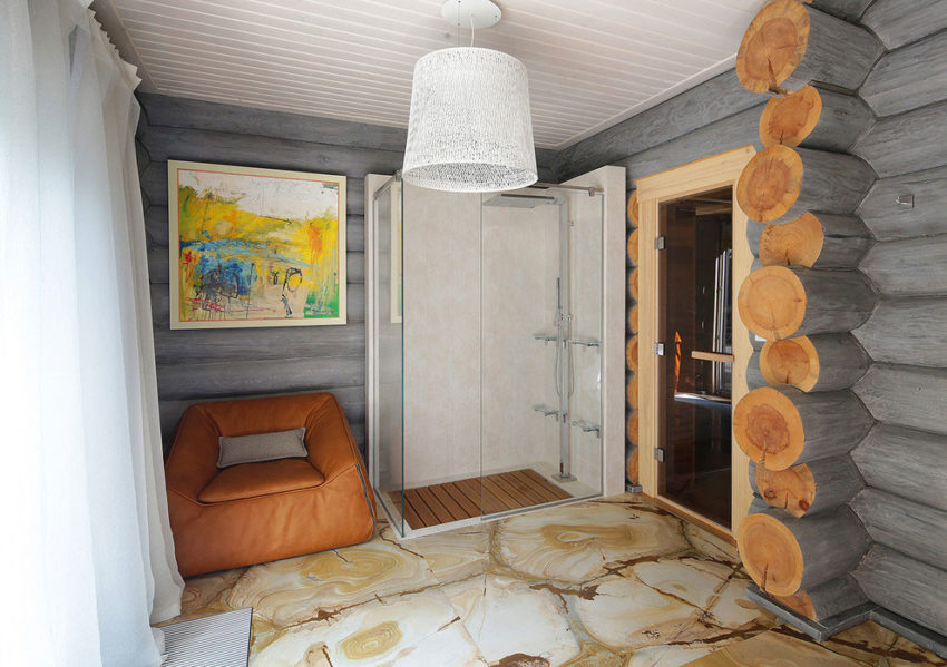 Wooden Cottage by Elena Sherbakova (23)