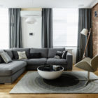 Top Floor Apartment in Gdynia by Dragon Art (2)