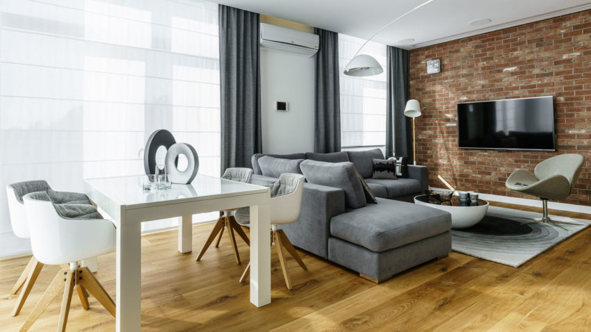 Top Floor Apartment in Gdynia by Dragon Art (4)