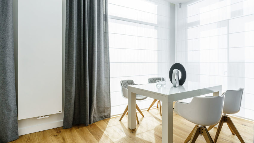 Top Floor Apartment in Gdynia by Dragon Art (5)