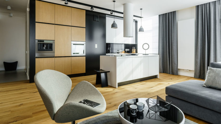Top Floor Apartment in Gdynia by Dragon Art (7)
