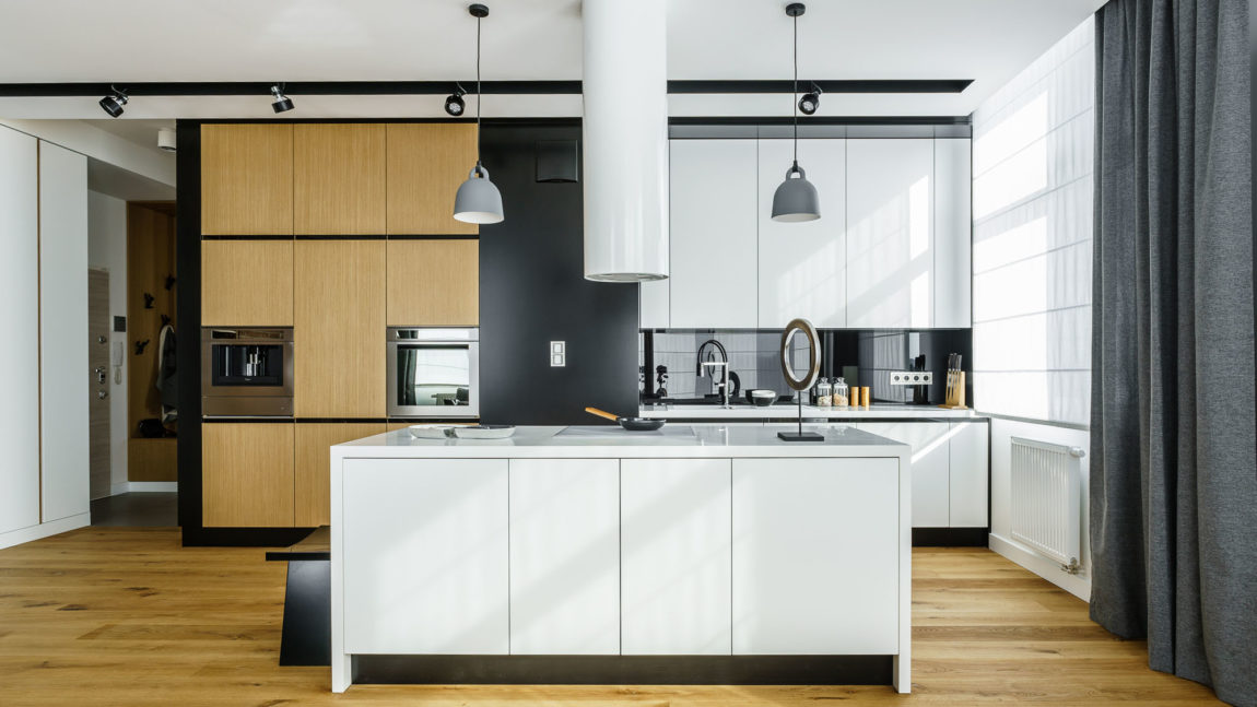 Top Floor Apartment in Gdynia by Dragon Art (12)
