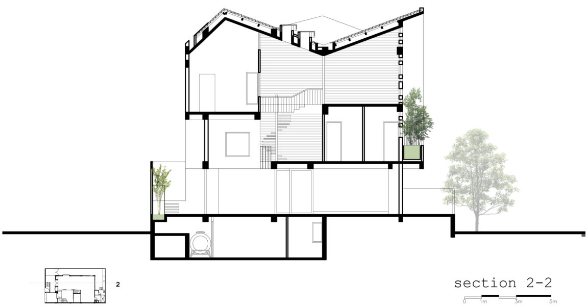 2H House by Truong An architecture & 23o5Studio (31)