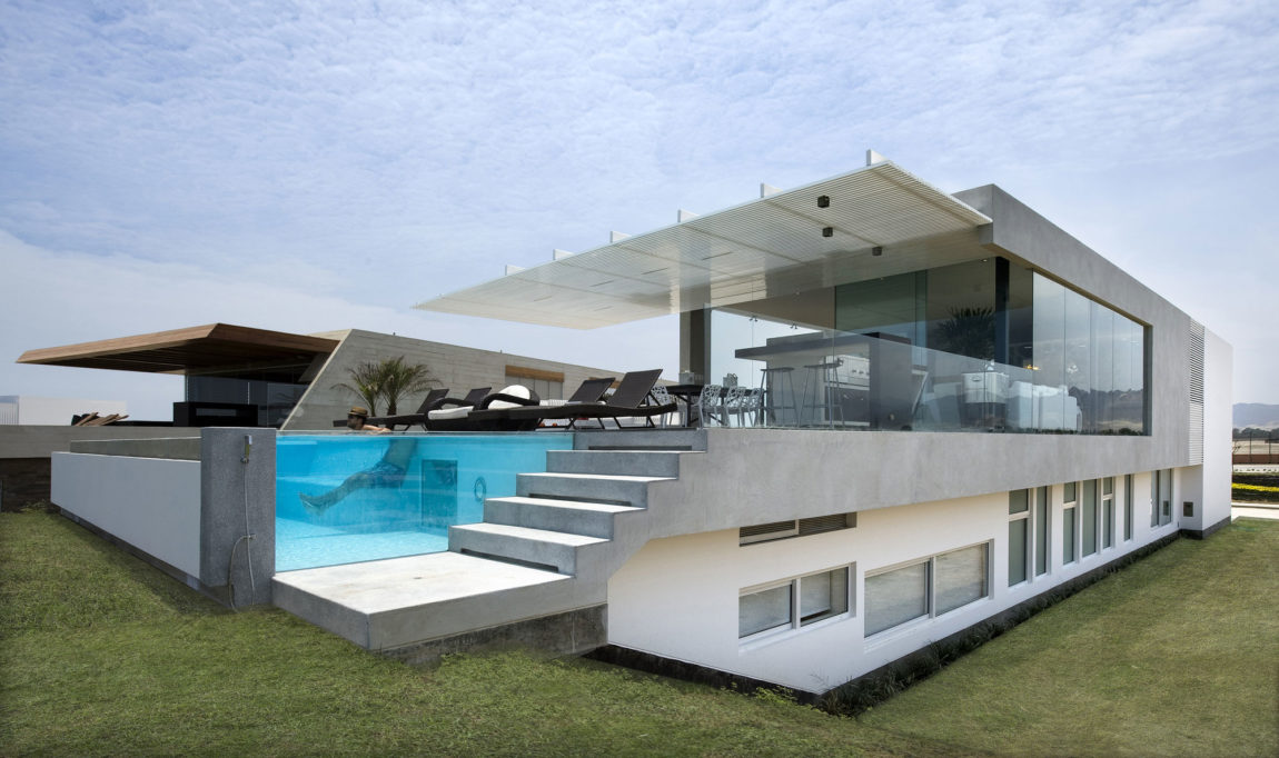 Casa V by Estudio 6 Arquitectos (4)