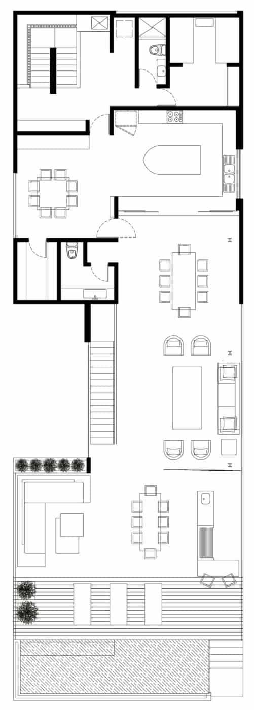 Casa V by Estudio 6 Arquitectos (14)