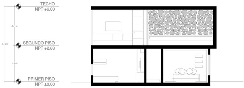 Casa V by Estudio 6 Arquitectos (18)
