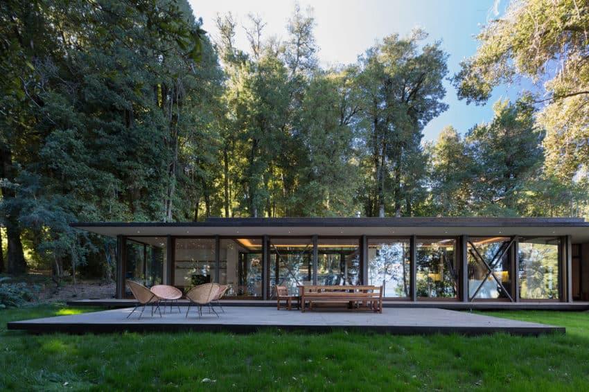 Casa en Lago Villarrica by Planmaestro (1)