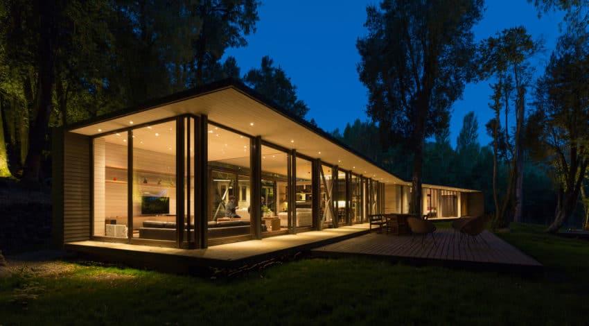 Casa en Lago Villarrica by Planmaestro (15)