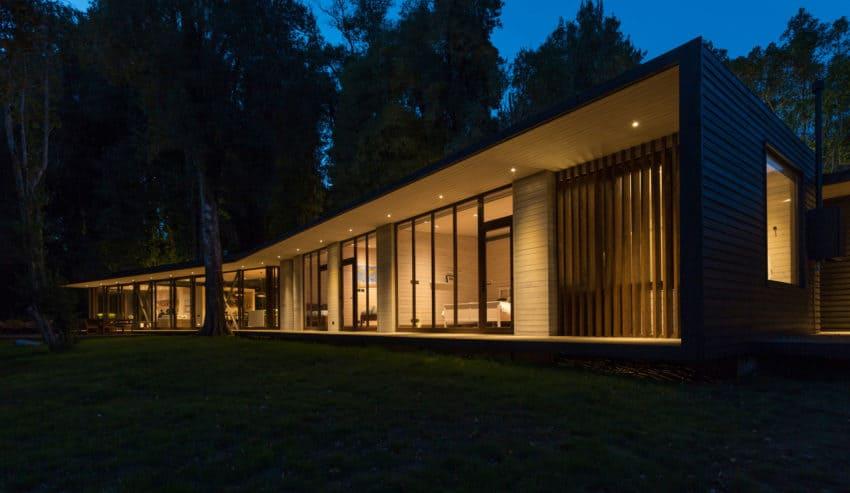 Casa en Lago Villarrica by Planmaestro (17)