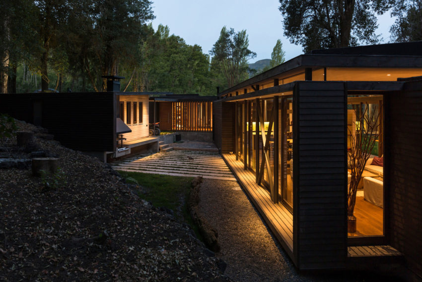 Casa en Lago Villarrica by Planmaestro (18)